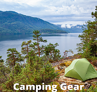 Outdoor Life Camping Gear